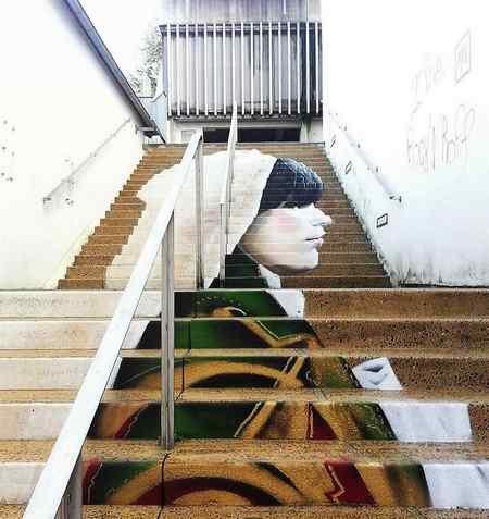 stair art 10