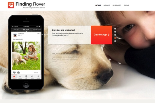 finding rover app 2