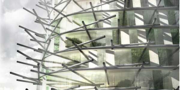 london skyscraper cover