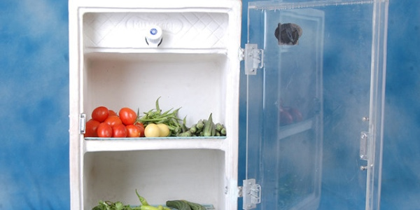 mitti cool frigorifero argilla