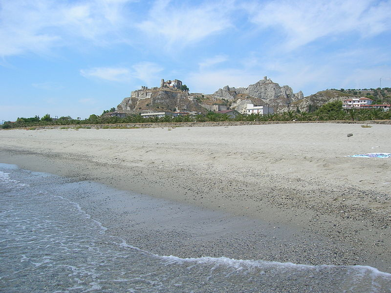 spiagge calabria 9 roccella jonica