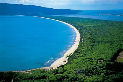 spiagge toscana 7 feniglia