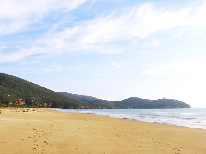 spiaggia di collelungo