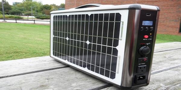 Solar-Briefcase