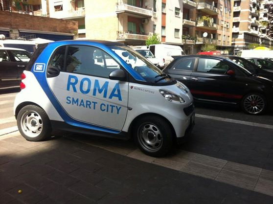 car sharing roma3