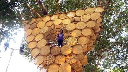 casa albero indonesia 1