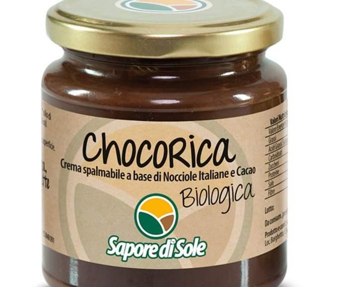 chocorica crema
