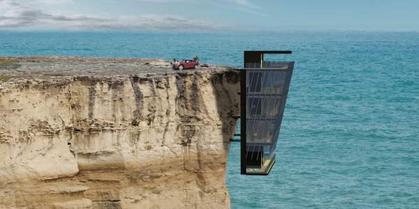 cliff house cover