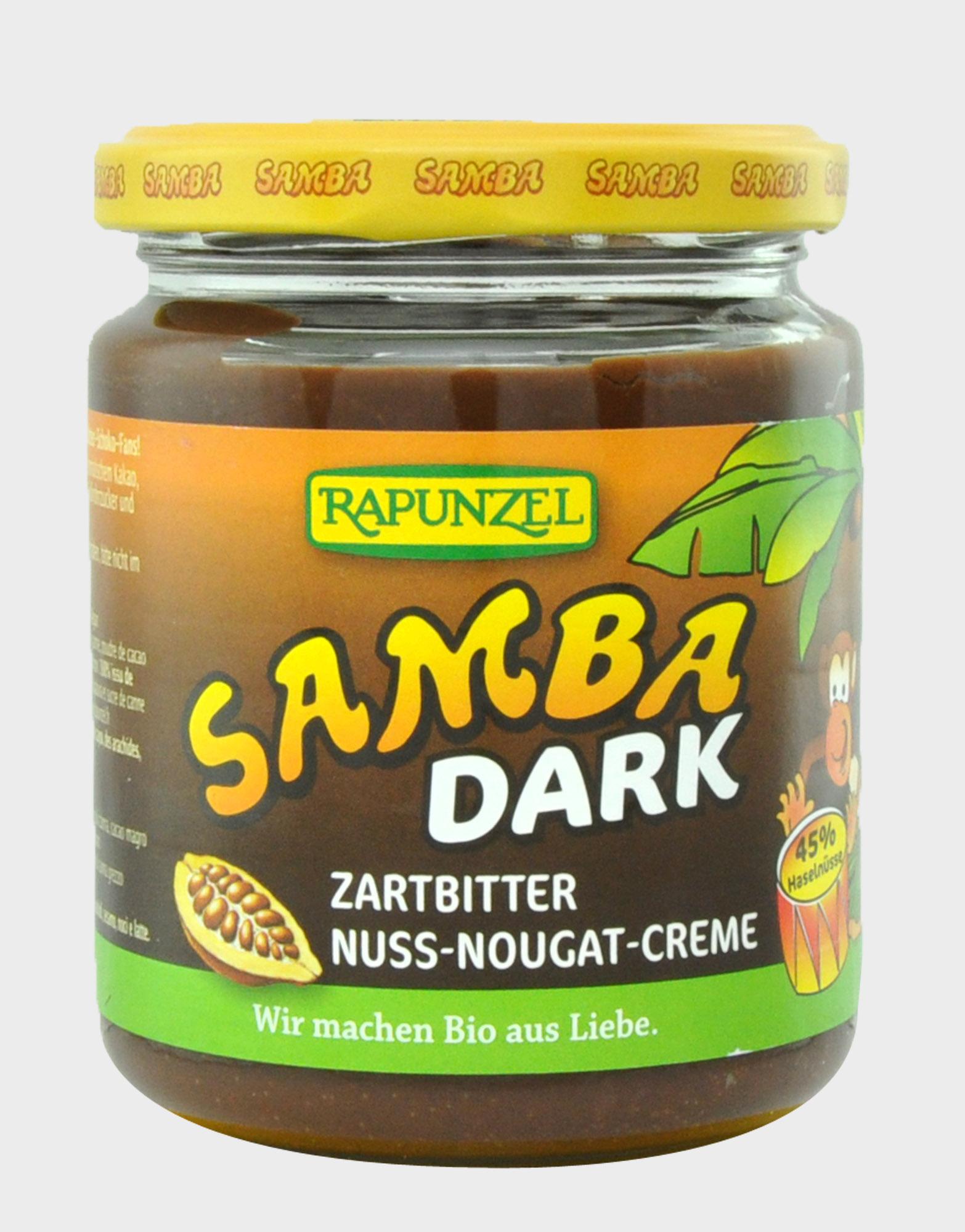 crema samba dark rapunzel