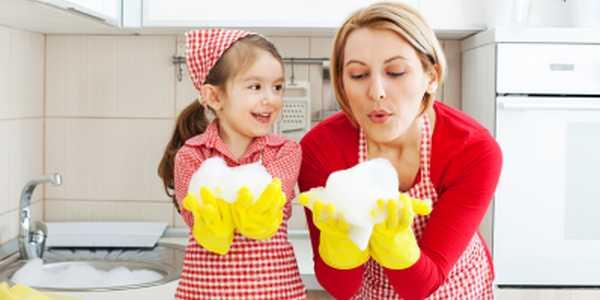 pulire casa rapidamente
