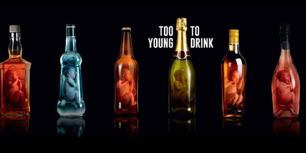 too young to drink