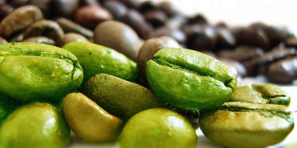 caffe verde pressione