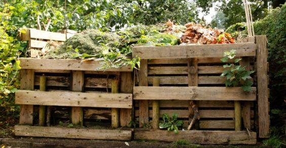 compostaggio giardino orto