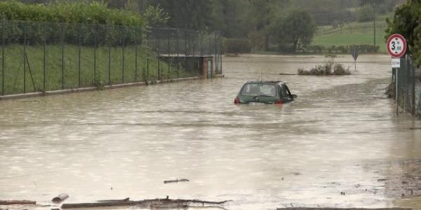 friuli alluvione