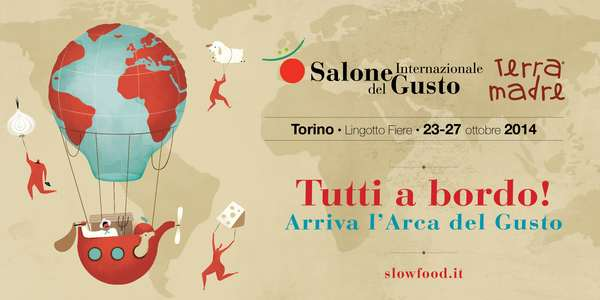 salone del gusto 2014 terra madre slow food