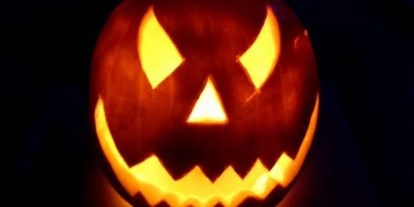 zucca lanterna halloween