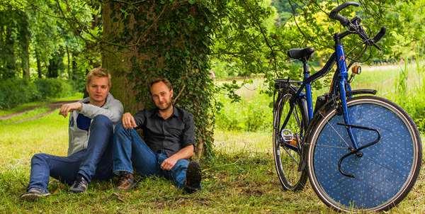 bici elettrica solare