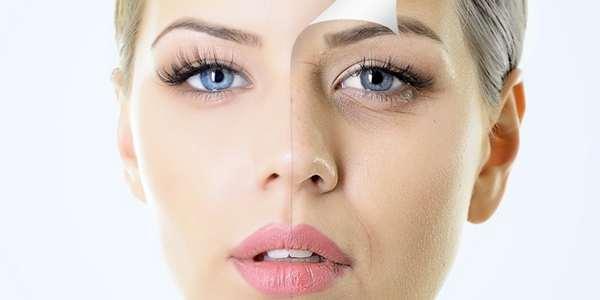 inquinamento pelle invecchiamento