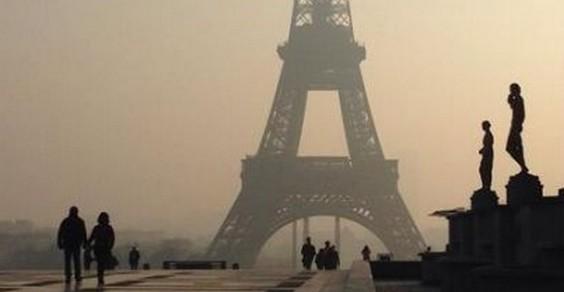 Parigi smog