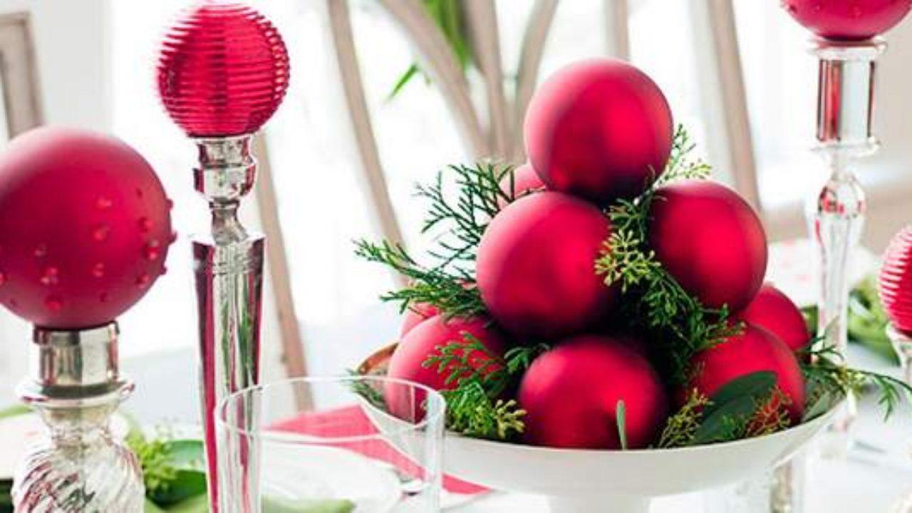 10 centrotavola di Natale fai-da-te e dal riciclo creativo ...