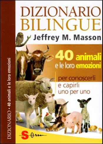 dizionario bilingue 40 animali