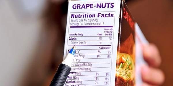 etichette alimentari paese origine