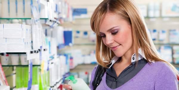 etichette cosmetici bio