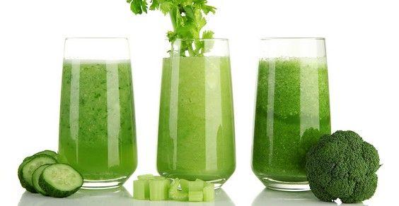 green detox capodanno