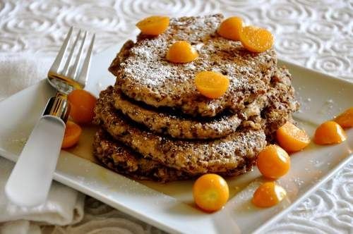 pancake alla quinoa