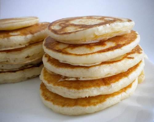 pancake sciroppo acero
