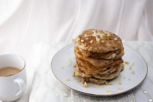 pancake zenzero