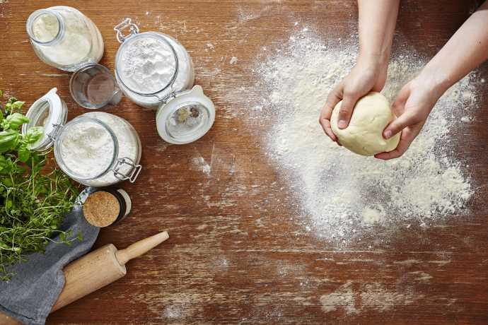 Basi per torte dolci e salate