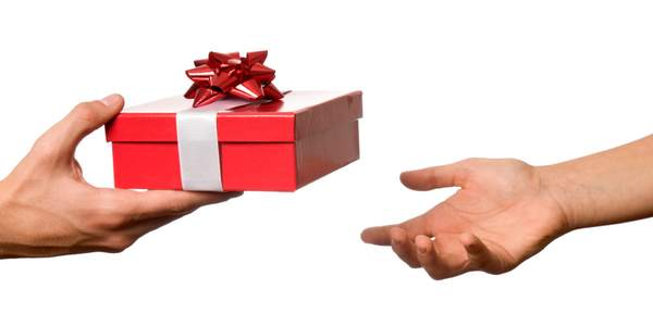 regali riciclati natale