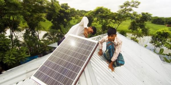 Bangladesh solar power