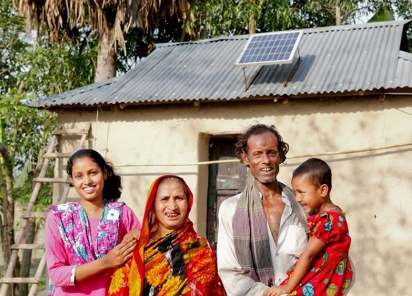Bangladesh solare