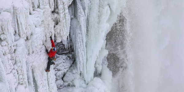 Ice climbing cover