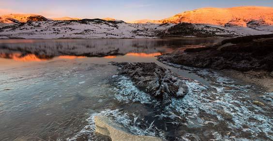 belmeken-lake