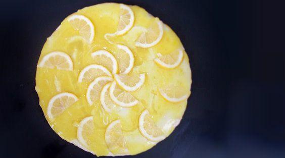 cheescake limone