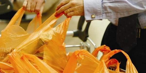 sacchetti di plastica supermercati