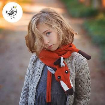 seleziona per autentico stili diversi stile alla moda Le 15 sciarpe fatte a maglia più bizzarre del mondo - GreenMe.it