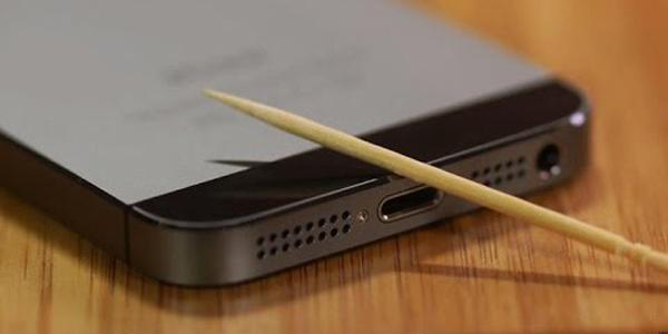 stecchino iphone
