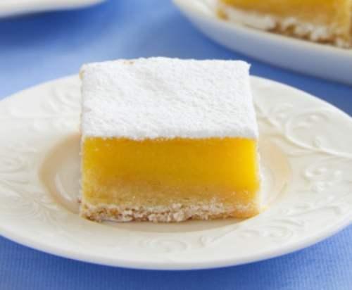 torta al limone senza latte