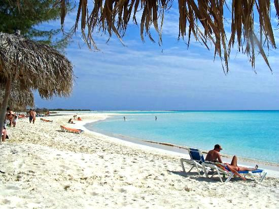 4. Playa Paraiso Beach