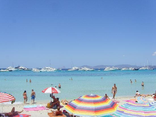 5. Playa de Ses Illetes