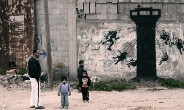 banksy gaza3