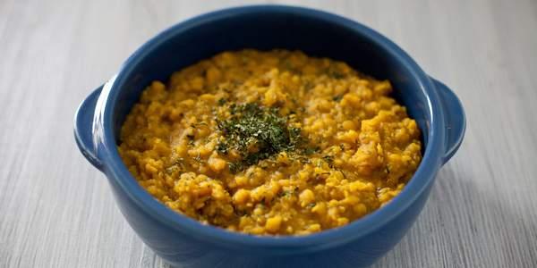 lenticchie zenzero