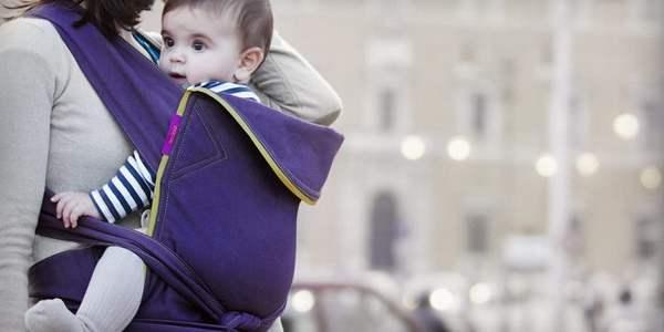 fascia porta bebe