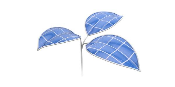 foglia fotovoltaica