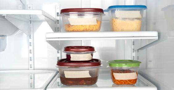contenitori alimenti