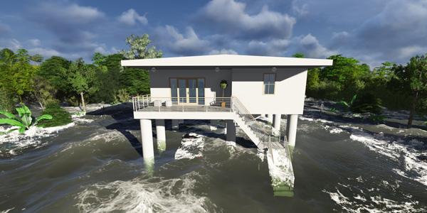 tsunamihouse
